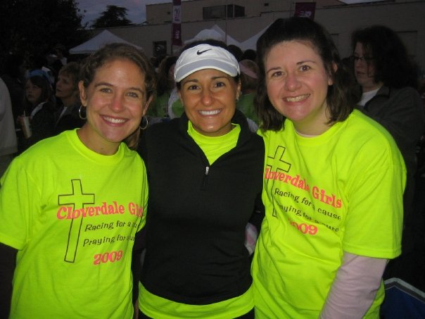 Race For the Cure 5K- 20:56
