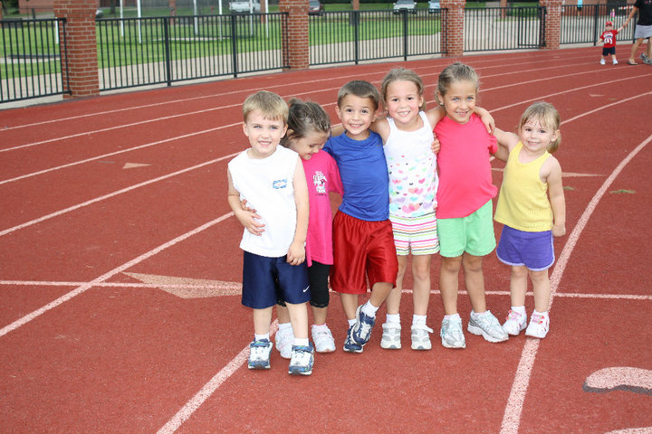 Another Kids Track Night!