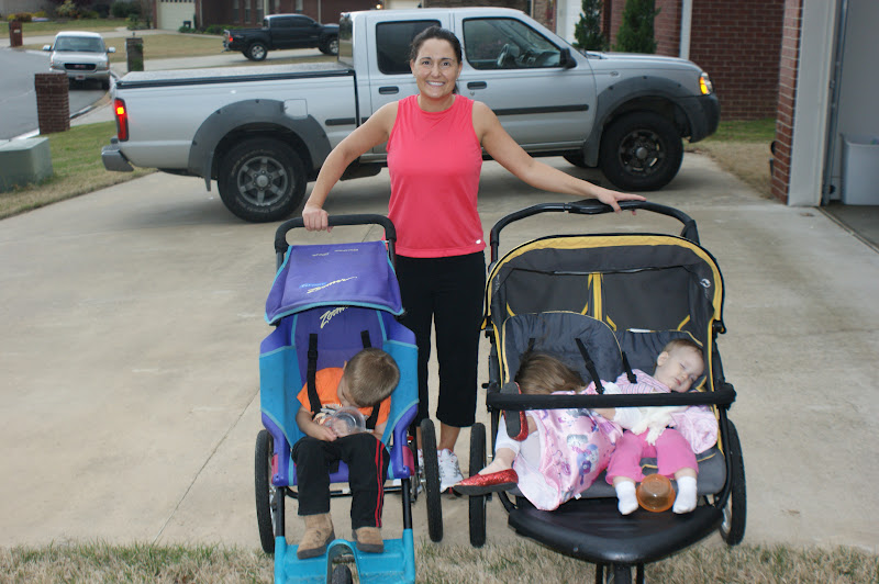 Confessions from a jogging stroller drop-out