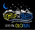 Light Up the Night 5K Race Report- a surprise {Unofficial} PR!