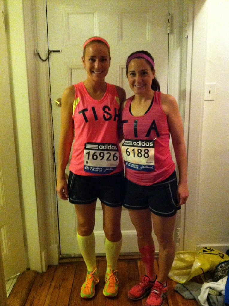 The Boston Marathon- Part Two: Race Report!
