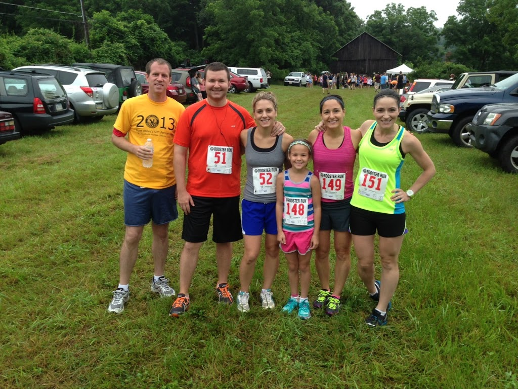 Reality Check: The Quiet Valley Rooster 5K Race Report