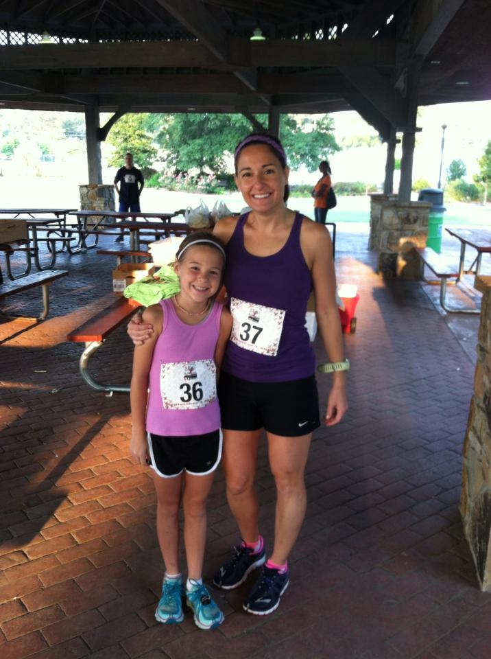 An emotional week ending with a 5K