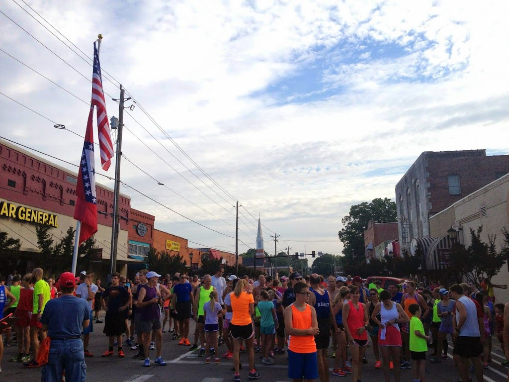The Arkansas Runner 2 Mile- Race Report