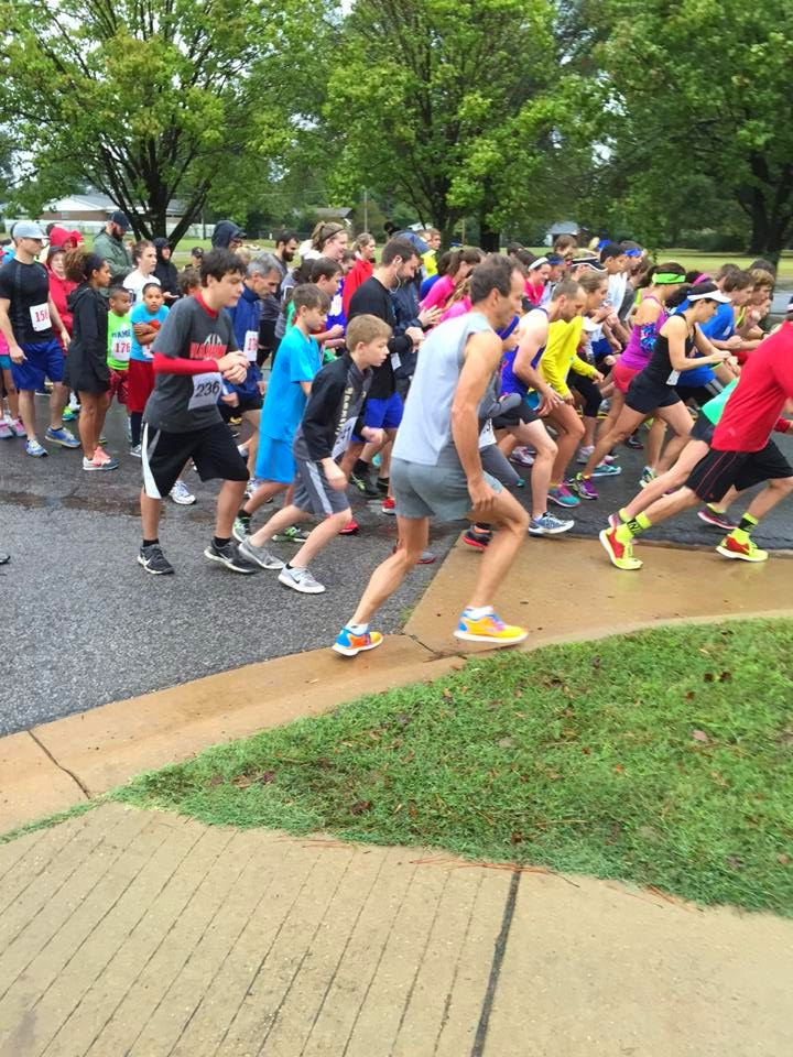 Micah Rine 5K Race Report 2014