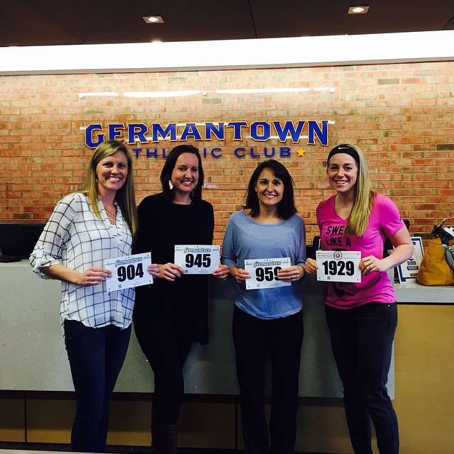 Germantown Half Marathon Race Report- 2015