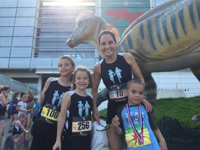 Go! Mile 2015 Race Report