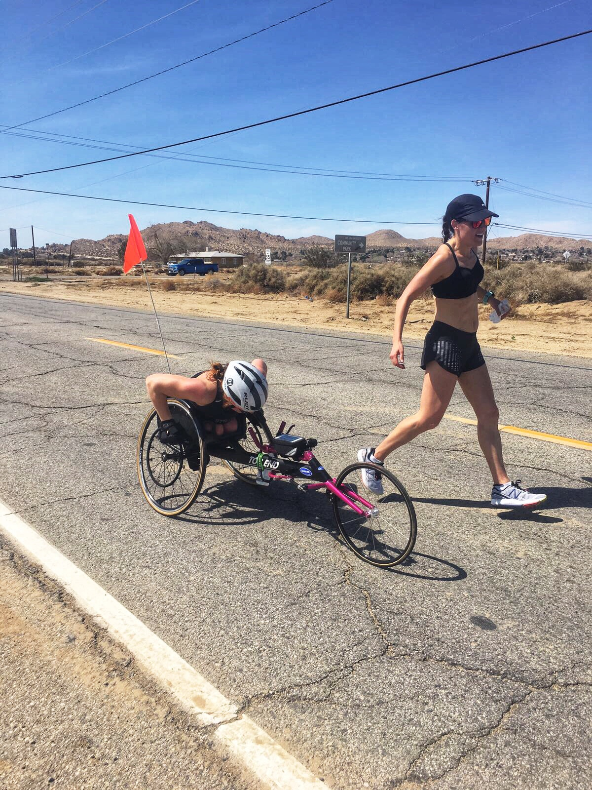 From LA to Vegas… The Speed Project 4 0 – Arkansas Runner Mom